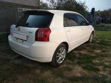 Абинск Corolla Runx 2002