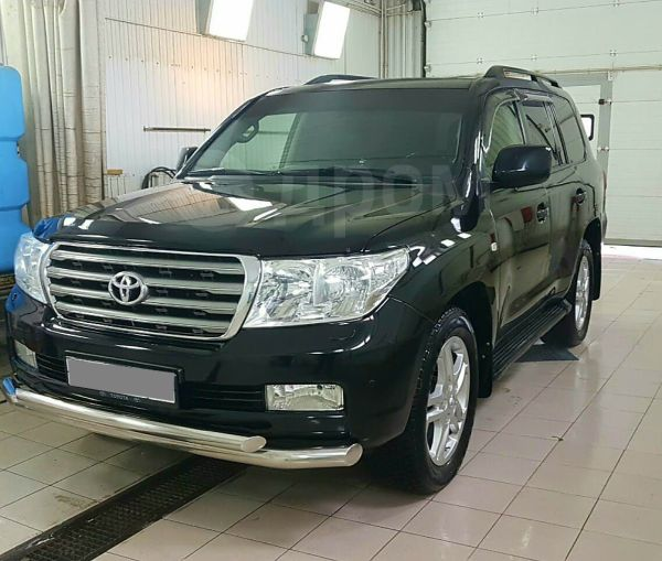Toyota Land Cruiser, 2007 год, 1 520 000 руб.