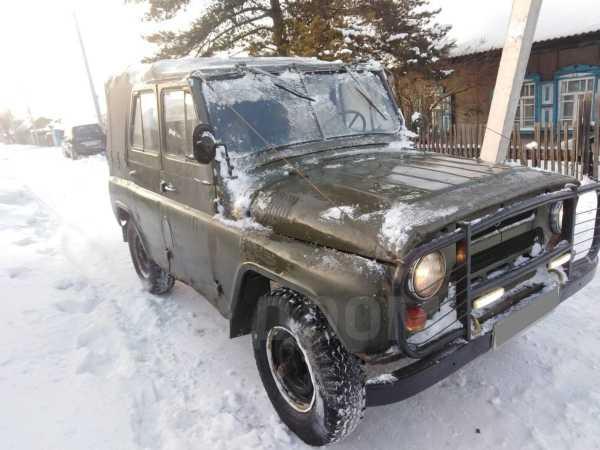 УАЗ 469, 1988 год, 75 000 руб.