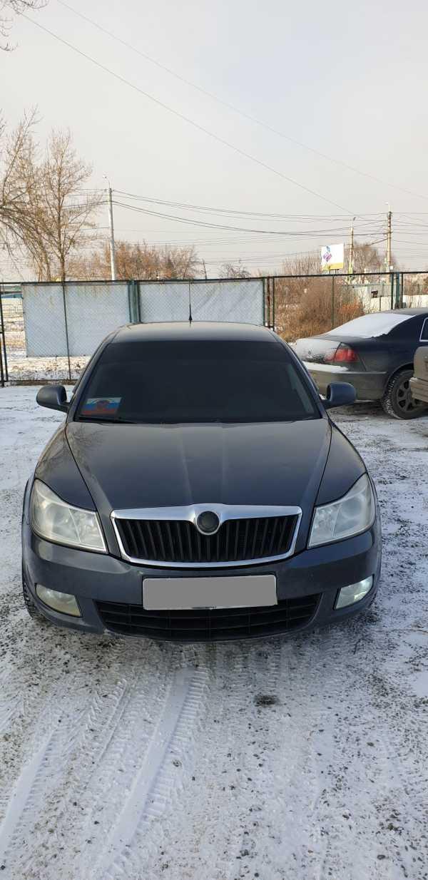 Skoda Octavia, 2009 год, 398 300 руб.