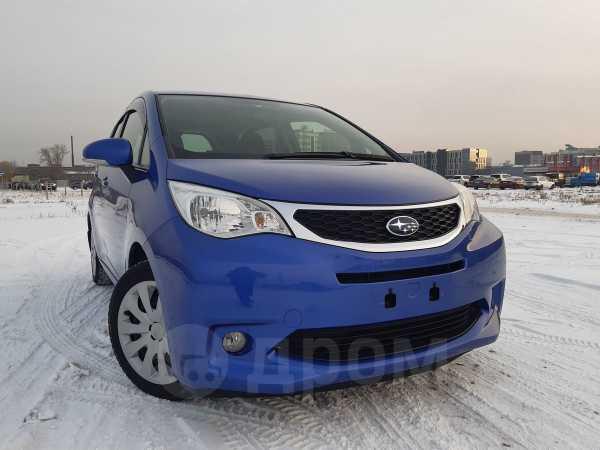 Subaru Trezia, 2015 год, 620 000 руб.