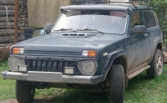 Ленск 4x4 2121 Нива 2002