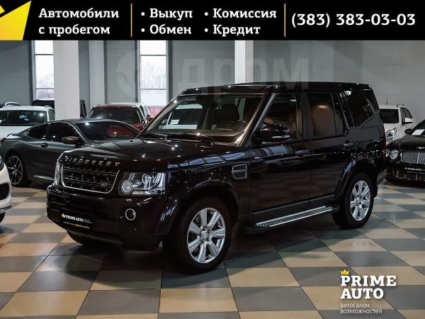 Land Rover Discovery, 2014 год, 1 899 000 руб.
