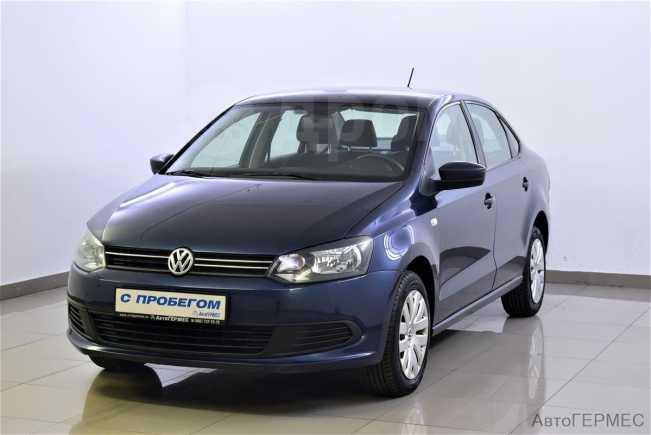 Volkswagen Polo, 2014 год, 484 000 руб.