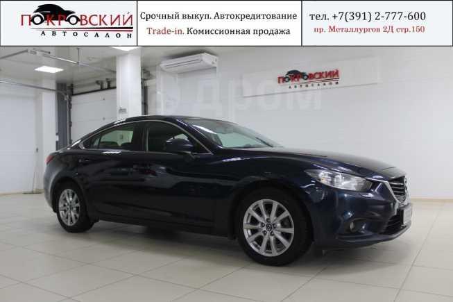 Mazda Mazda6, 2014 год, 990 000 руб.