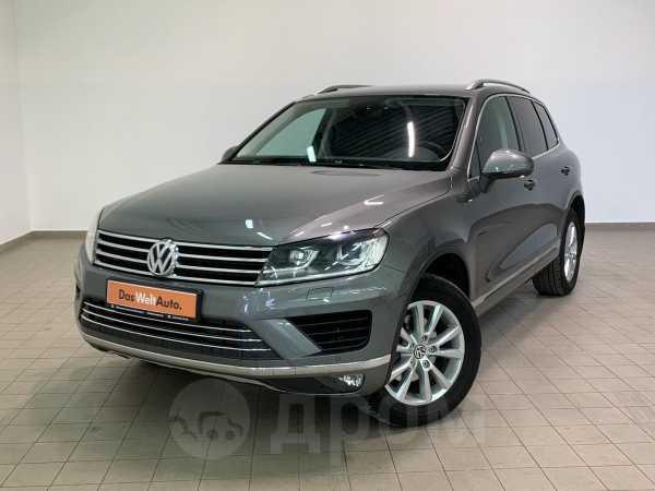 Volkswagen Touareg, 2017 год, 2 590 000 руб.