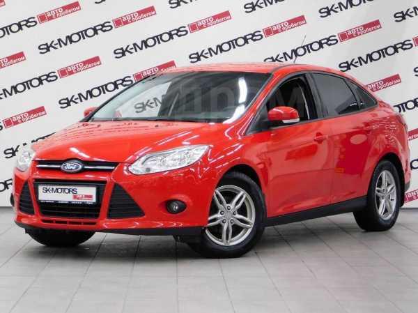 Ford Focus, 2014 год, 509 500 руб.