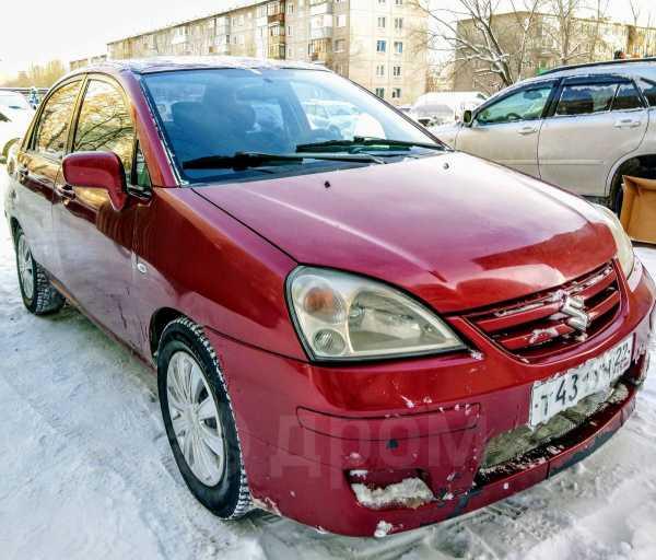 Suzuki Liana, 2002 год, 205 000 руб.