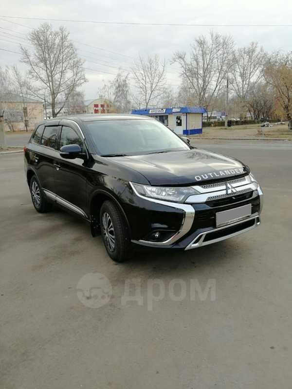 Mitsubishi Outlander, 2018 год, 1 670 000 руб.