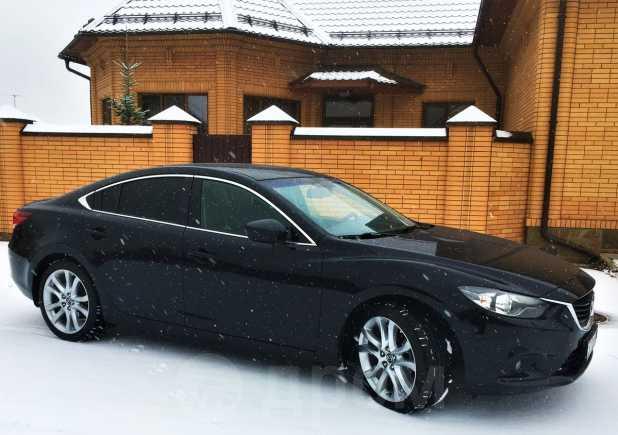 Mazda Mazda6, 2014 год, 999 000 руб.