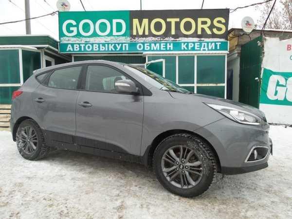 Hyundai ix35, 2013 год, 869 000 руб.