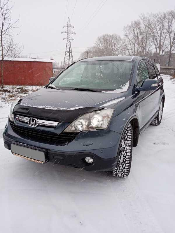 Honda CR-V, 2007 год, 790 000 руб.