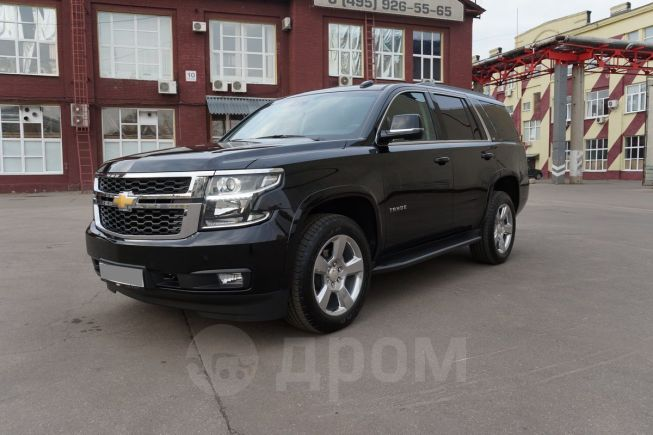 Chevrolet Tahoe, 2018 год, 3 350 000 руб.