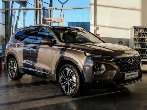 Hyundai Santa Fe, 2019 год, 2 944 000 руб.