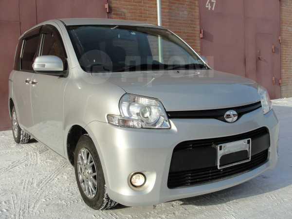Toyota Sienta, 2014 год, 776 000 руб.