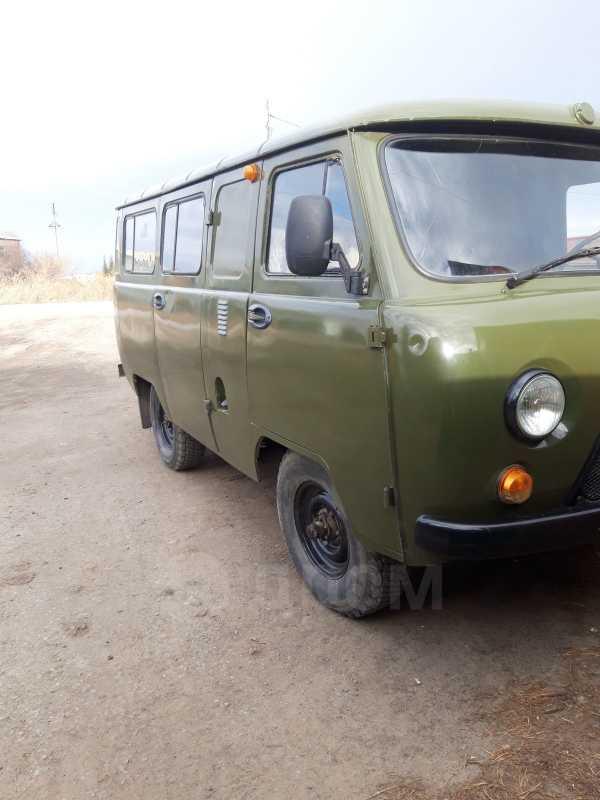 УАЗ Буханка, 2001 год, 155 000 руб.