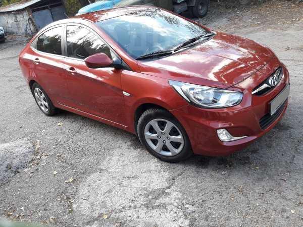 Hyundai Accent, 2012 год, 455 000 руб.