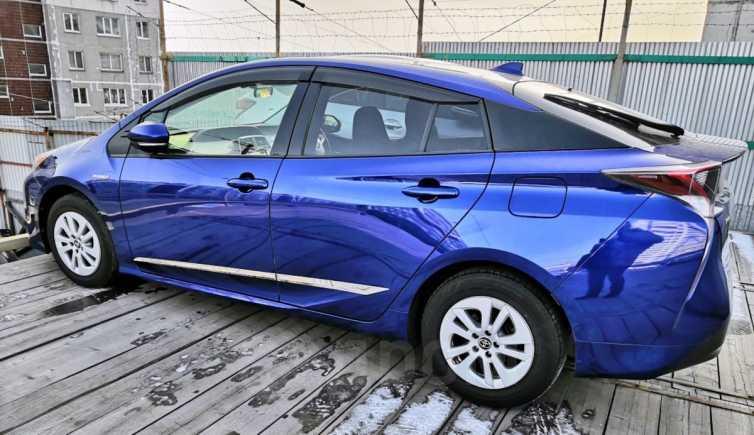 Toyota Prius, 2016 год, 1 165 000 руб.