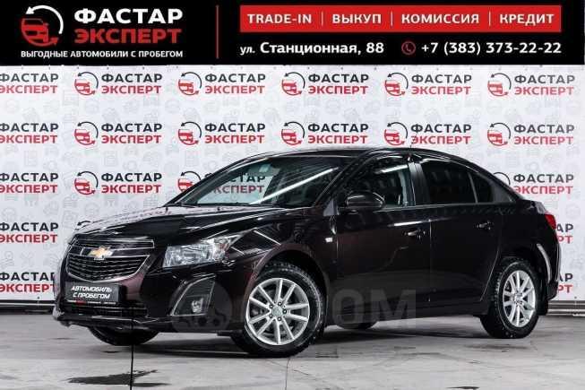 Chevrolet Cruze, 2013 год, 519 000 руб.