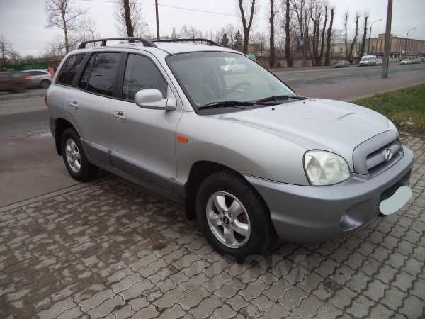 Hyundai Santa Fe, 2005 год, 368 000 руб.