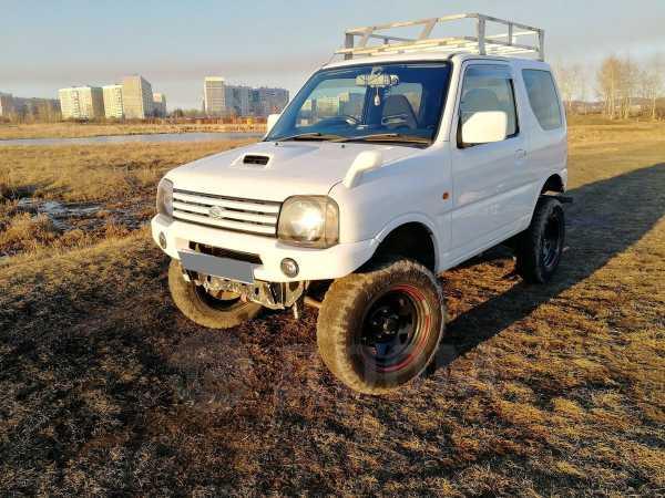 Suzuki Jimny, 2004 год, 335 000 руб.