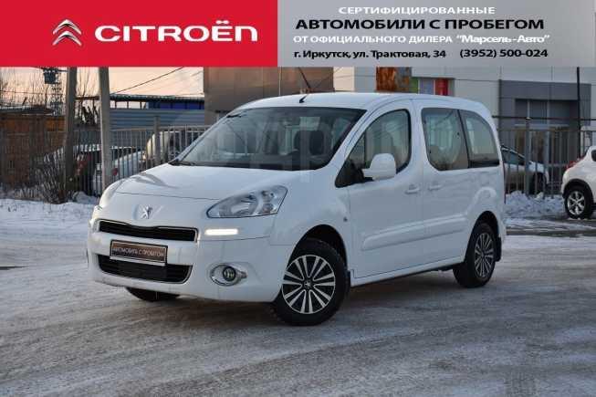 Peugeot Partner Tepee, 2013 год, 458 000 руб.