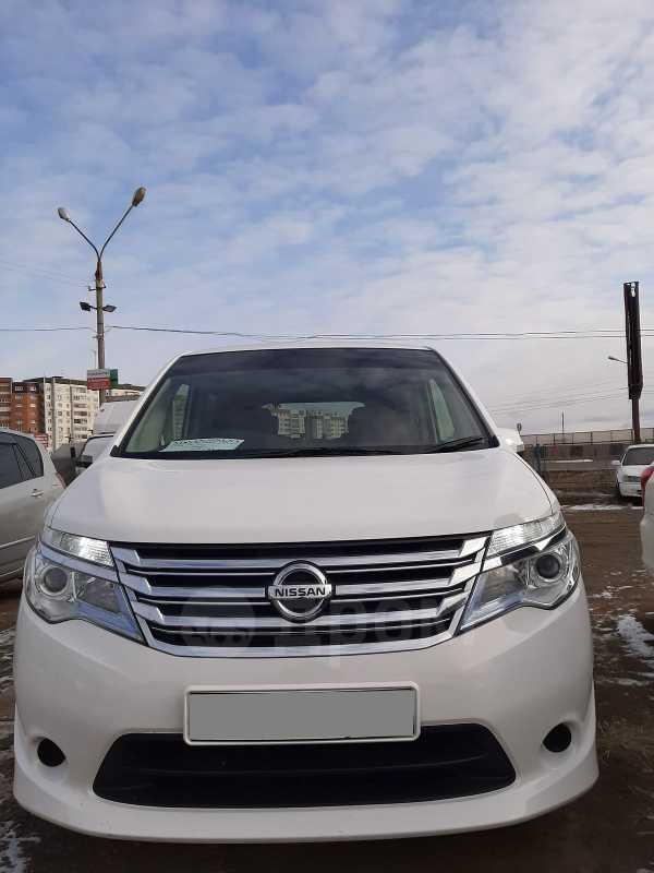 Nissan Serena, 2014 год, 890 000 руб.