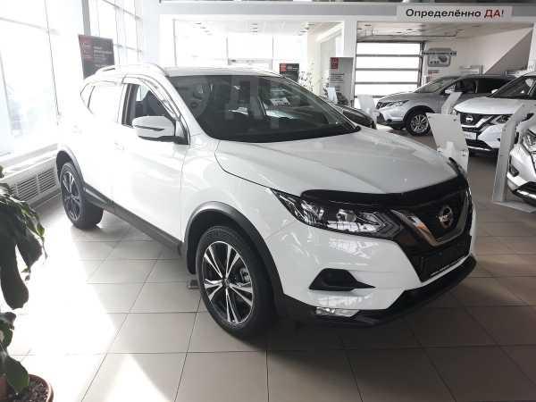 Nissan Qashqai, 2019 год, 1 945 000 руб.