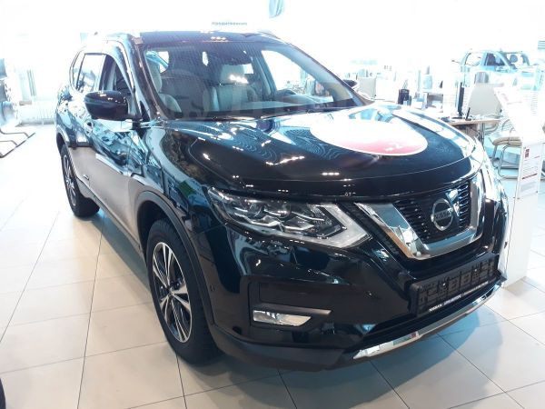 Nissan X-Trail, 2019 год, 2 407 000 руб.