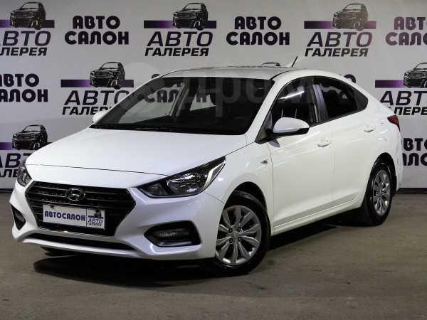Hyundai Solaris, 2018 год, 715 000 руб.