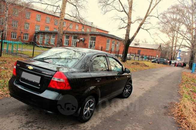 Chevrolet Aveo, 2007 год, 249 000 руб.