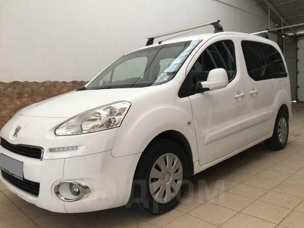 Peugeot Partner Tepee, 2013 год, 455 000 руб.