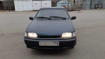 Челябинск 2114 Самара 2007