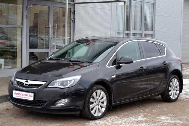 Opel Astra, 2010 год, 489 900 руб.