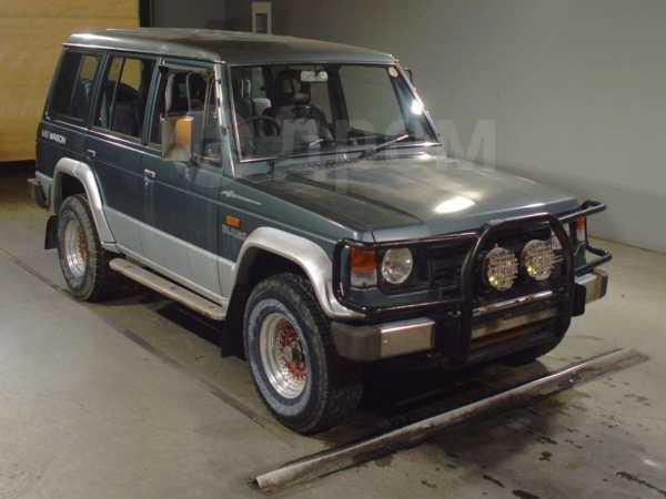 Mitsubishi Pajero, 1990 год, 379 000 руб.