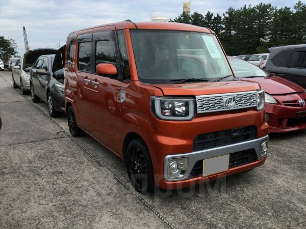 Daihatsu Wake, 2014 год, 510 000 руб.