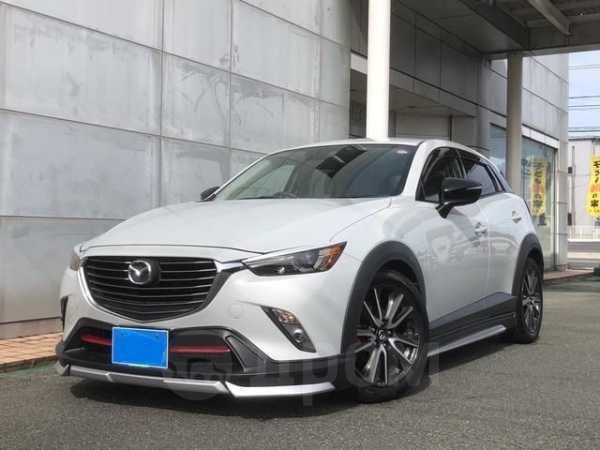Mazda CX-3, 2016 год, 720 000 руб.