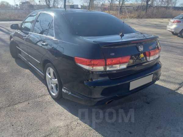 Honda Inspire, 2003 год, 190 000 руб.