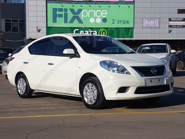 Nissan Latio, 2014 год, 565 000 руб.
