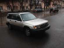 Томск Forester 1999