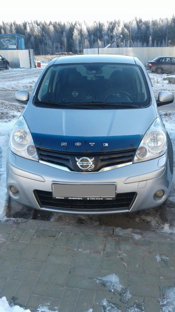Nissan Note, 2011 год, 530 000 руб.
