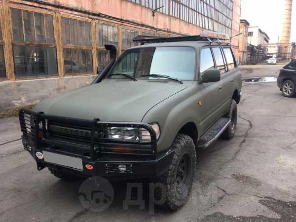 Toyota Land Cruiser, 1993 год, 1 750 000 руб.