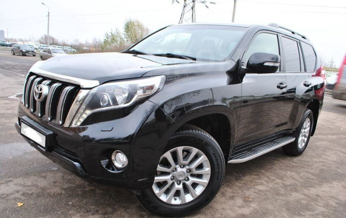 Toyota Land Cruiser Prado, 2015 год, 2 290 000 руб.