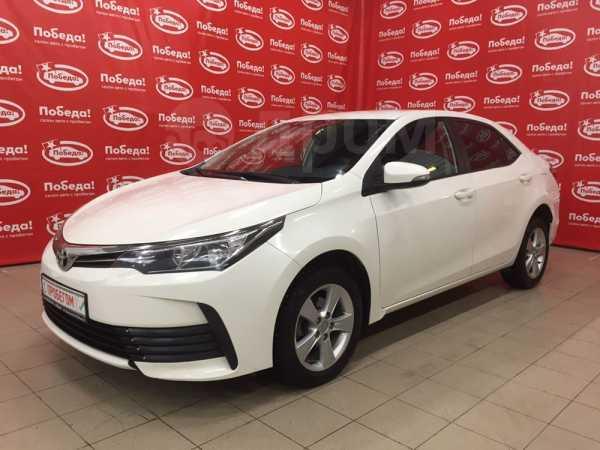 Toyota Corolla, 2017 год, 1 060 000 руб.