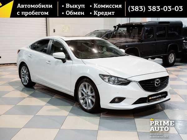 Mazda Mazda6, 2013 год, 1 159 000 руб.