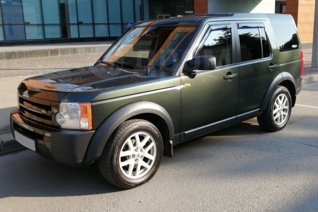 Land Rover Discovery, 2008 год, 670 000 руб.