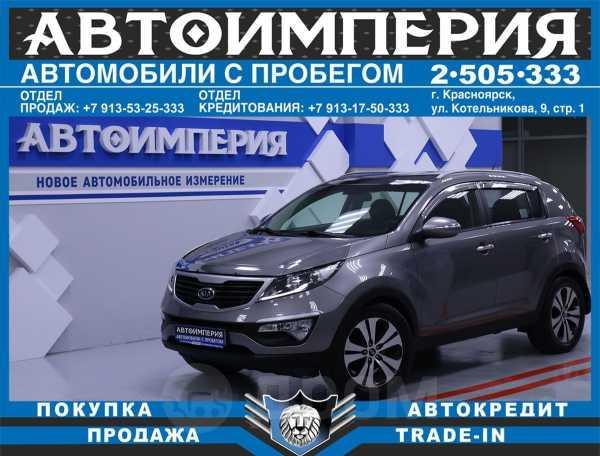 Kia Sportage, 2011 год, 798 000 руб.
