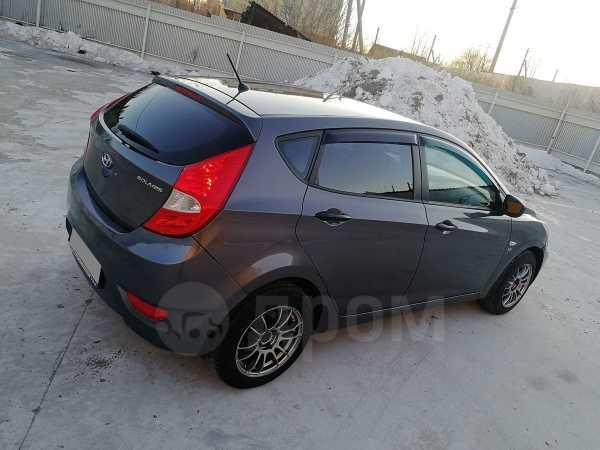 Hyundai Solaris, 2012 год, 350 000 руб.