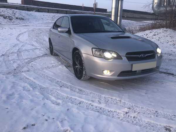 Subaru Legacy B4, 2003 год, 320 000 руб.