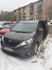 Челябинск Sienna 2015